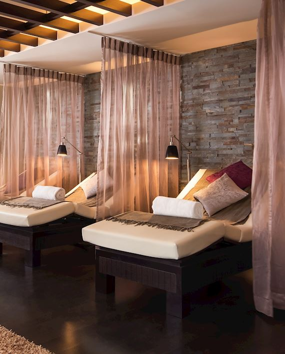 ZION SPA PREMIUM Deep relaxation room