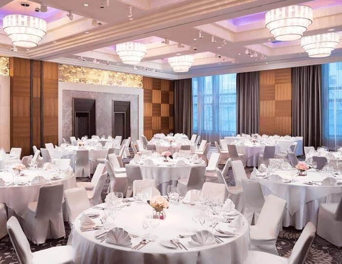 Ballroom v hoteli Sheraton Bratislava