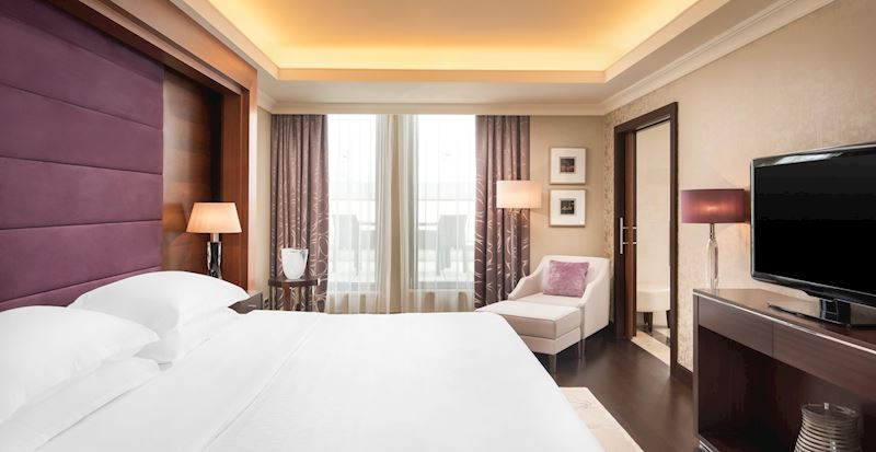 Prezidentský apartmán Sheraton Bratislava Hotel
