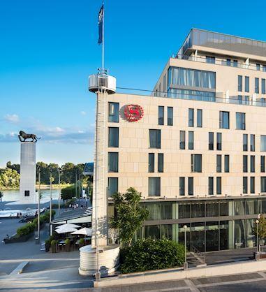 Exteriér Sheraton Bratislava Hotel