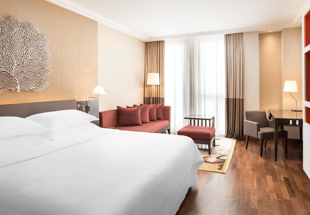 Classic izba Sheraton Bratislava Hotel