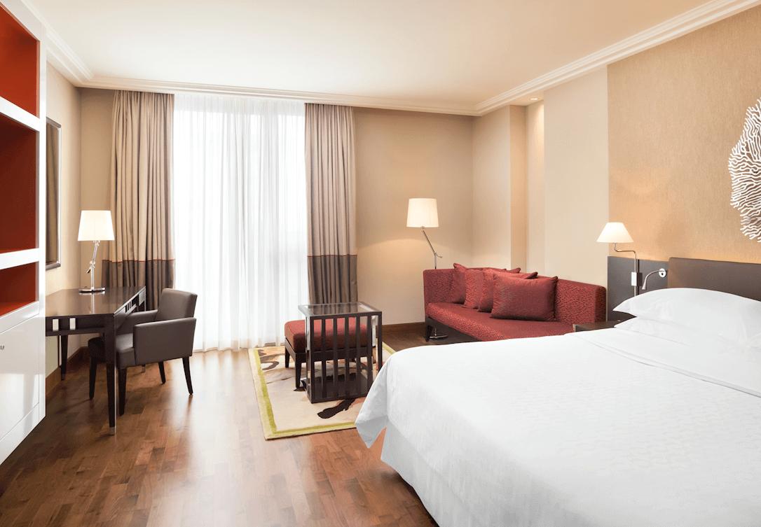 Deluxe Izba Sheraton Bratislava Hotel
